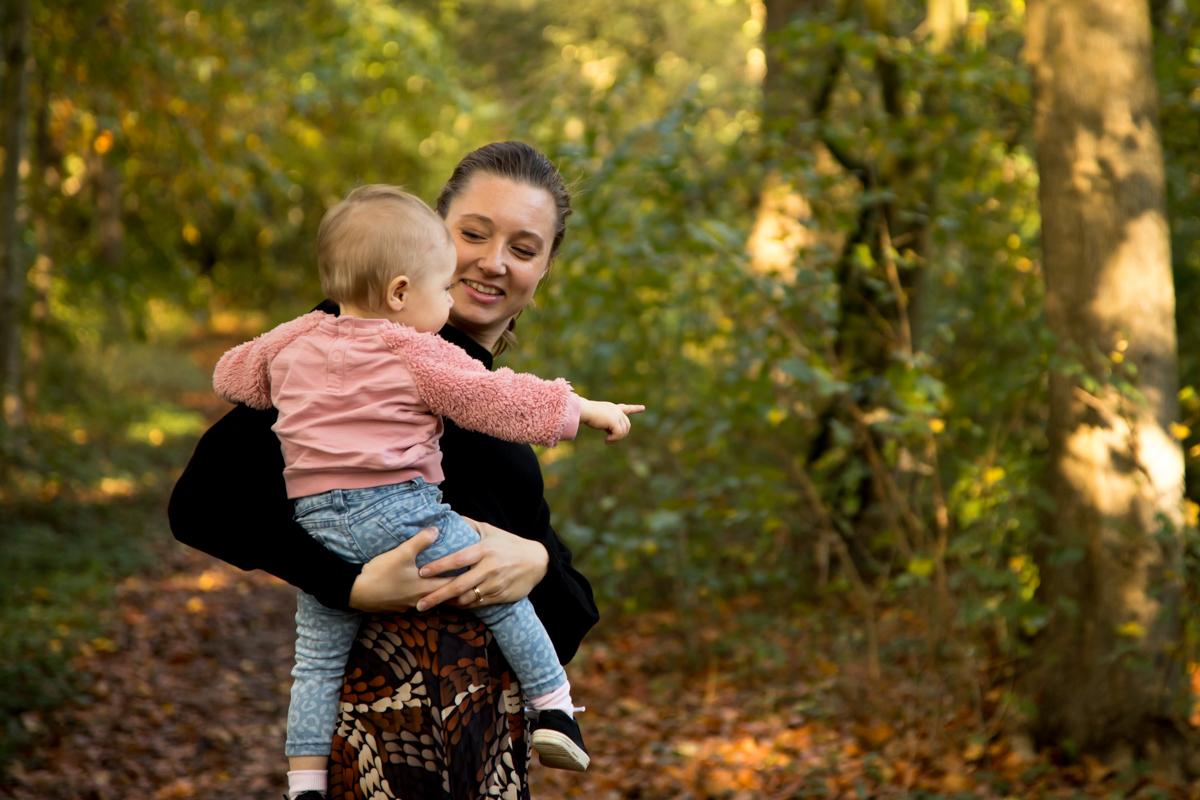 Mijn balans en het moederschap